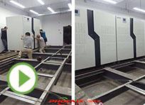 UPS电源产品安装现场