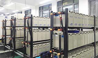 飞瑞UPS蓄电池案例-江苏省公安厅