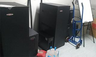 飞瑞山特UPS电源为其苏州艾诺齐工程项目提供供电保障