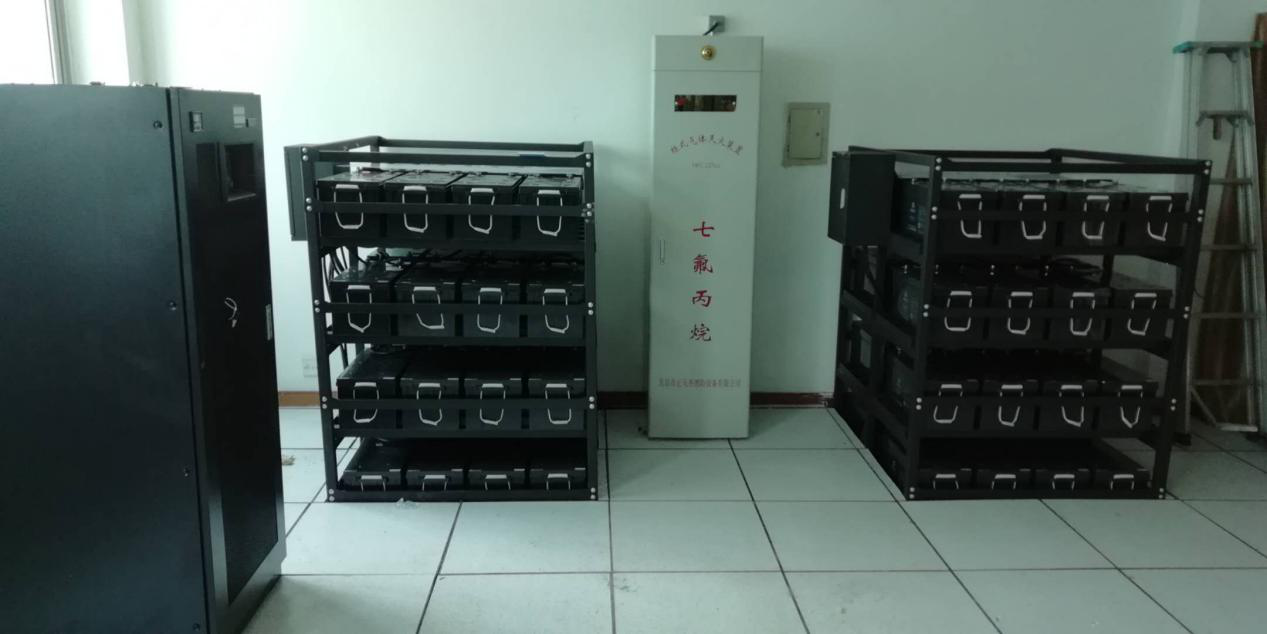 飞瑞电源助力扬子江药业极软总部机房UPS改造项目