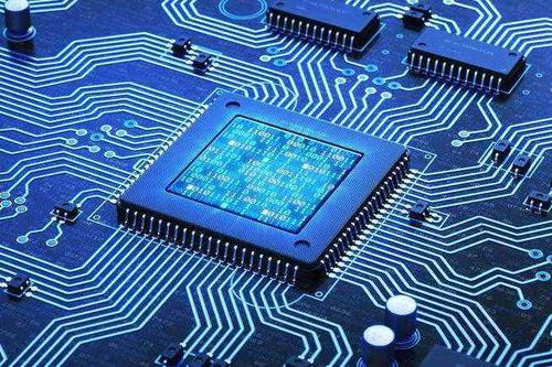 电子制造企业半导体集成芯片生产线配UPS