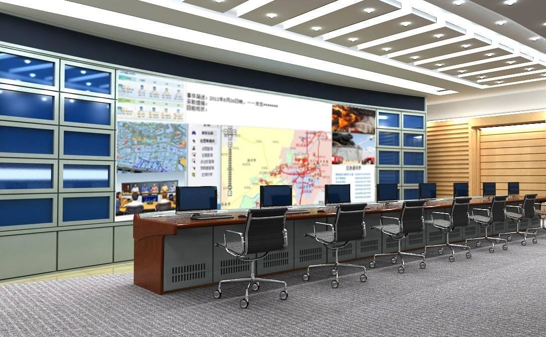 智慧交通指挥室单柜模块机房