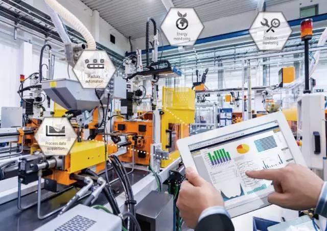 工业智造,制造业工厂配置一体化机房