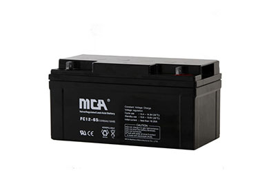 MCA 12V阀控密封式铅酸蓄电池FC系列
