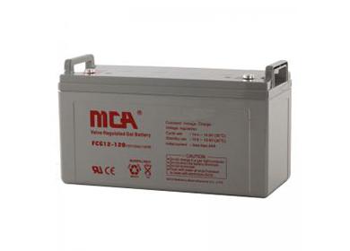 MCA FCG 12V系列标准型胶体蓄电池