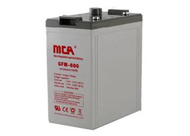 MCA GFM 2V系列固定型阀控铅酸蓄电池