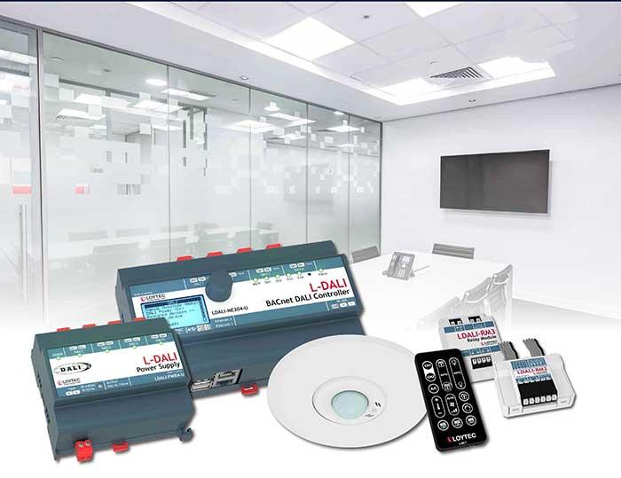 台达楼控智能照明系统