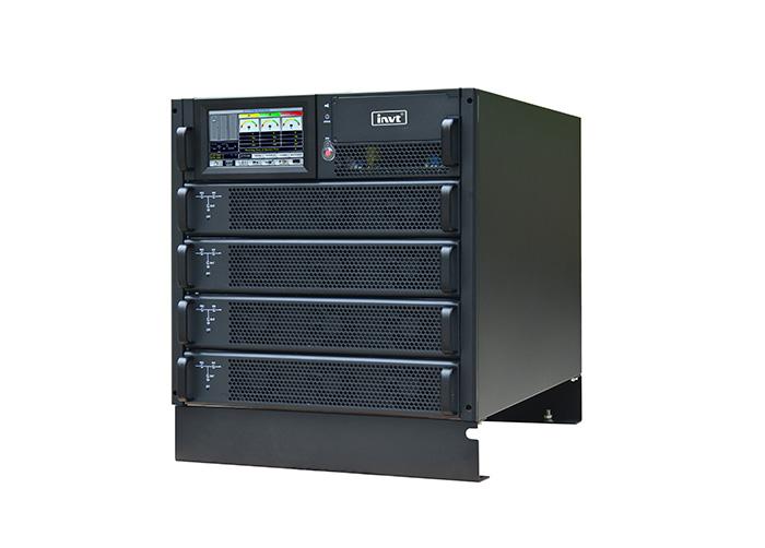 英威腾UPS电源RM系10-90kVA机架模块化UPS