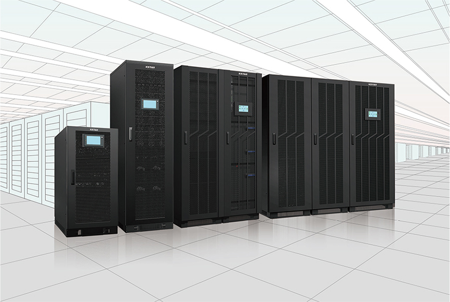 科士达YMK3300模块化UPS电源(20-600KVA)