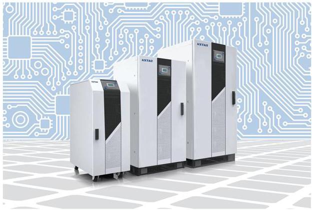 科士达EPOWER系列工频UPS电源(10-200KVA)