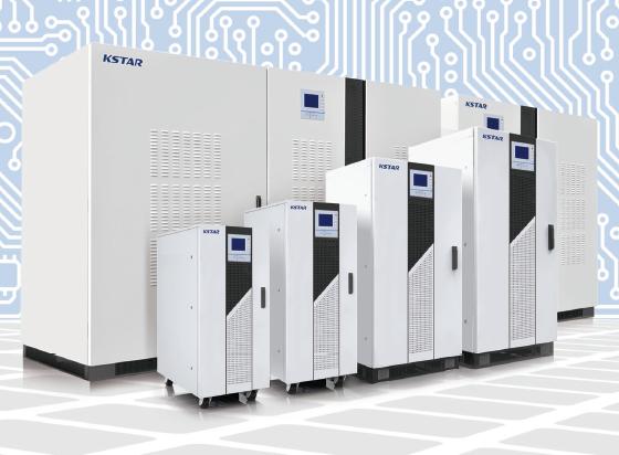 科士达EPOWER系列工频UPS电源(300-800KVA)