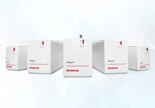 山特K系列后备式UPS电源(500VA-1000VA)