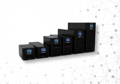 艾默生GXE系列塔式高性能UPS电源(1-10KVA)